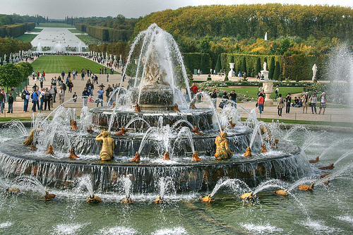 Marathoniano Fountains