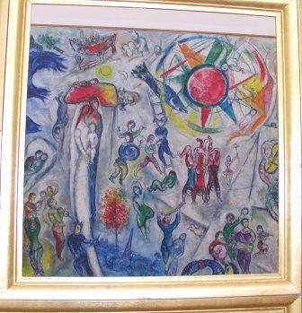 Compressed Chagall